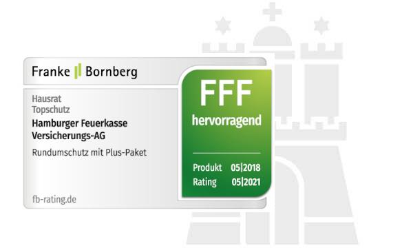 Hausratversicherung Hamburger Feuerkasse
